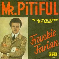 Cover Frankie Farian - Mr. Pitiful