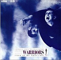 Cover Frankie Goes To Hollywood - Warriors (Of The Wasteland)