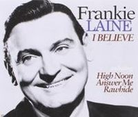Cover Frankie Laine - I Believe