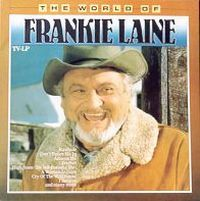 frankie laine - a woman in love