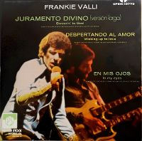 Cover Frankie Valli - Swearin' To God