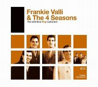 Cover Frankie Valli & The 4 Seasons - The Definitive Pop Collection