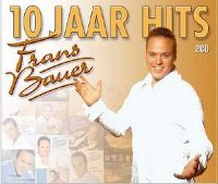 Cover Frans Bauer - 10 jaar hits