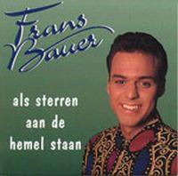 Cover Frans Bauer - Als sterren aan de hemel staan