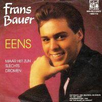 Cover Frans Bauer - Eens