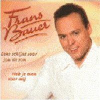 Cover Frans Bauer - Eens schijnt voor jou de zon / Heb je even voor mij
