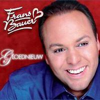 Cover Frans Bauer - Gloednieuw