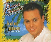 Cover Frans Bauer - Ik wil met jou dansen