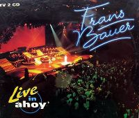 Cover Frans Bauer - Live in Ahoy'
