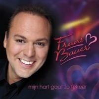 Cover Frans Bauer - Mijn hart gaat zo tekeer