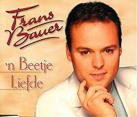Cover Frans Bauer - 'n Beetje liefde