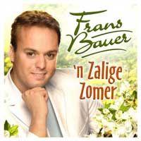 Cover Frans Bauer - 'n Zalige zomer