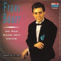 Cover Frans Bauer - Op weg naar het geluk