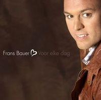 Cover Frans Bauer - Voor elke dag