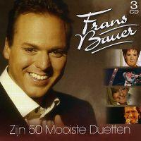 Cover Frans Bauer - Zijn 50 mooiste duetten