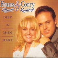 Cover Frans Bauer & Corry Konings - Diep in mijn hart