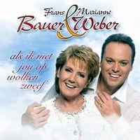 Cover Frans Bauer & Marianne Weber - Als ik met jou op wolken zweef
