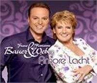 Cover Frans Bauer & Marianne Weber - Amore lacht