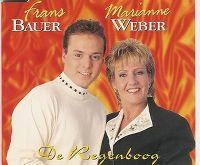 Cover Frans Bauer & Marianne Weber - De regenboog