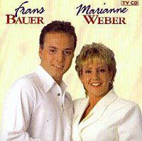 Cover Frans Bauer & Marianne Weber - Frans Bauer & Marianne Weber