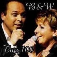 Cover Frans Bauer & Marianne Weber - Top 100
