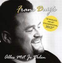 Cover Frans Duijts - Alles met je delen