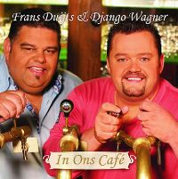 Cover Frans Duijts & Django Wagner - In ons café