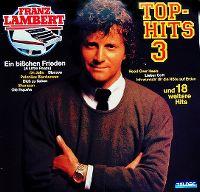 Cover Franz Lambert - Top Hits III