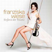 Cover Franziska Wiese - Sinfonie der Träume