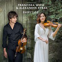 Cover Franziska Wiese & Alexander Rybak - Fairytale