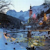 Cover Franzl Lang - Bergweihnacht