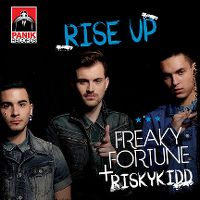 Cover Freaky Fortune + RiskyKidd - Rise Up