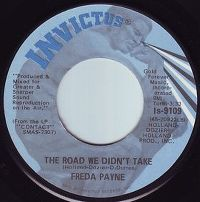 Cover Freda Payne - The Road We Didn't Take