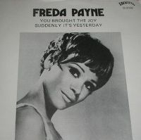 Cover Freda Payne - You Brought The Joy