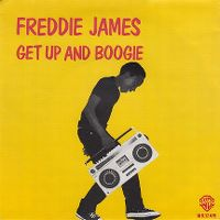 Cover Freddie James - Get Up And Boogie