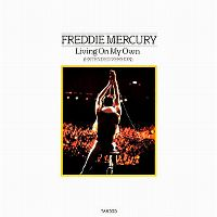 Cover Freddie Mercury - Living On My Own