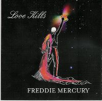 Cover Freddie Mercury - Love Kills - Sunshine People Remix 2006