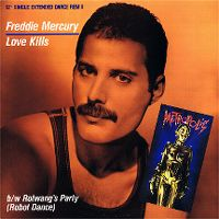 Cover Freddie Mercury - Love Kills