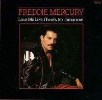 Cover Freddie Mercury - Love Me Like There's No Tomorrow