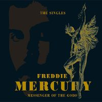 Cover Freddie Mercury - Messenger Of The Gods - The Singles