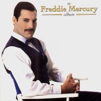Cover Freddie Mercury - The Freddie Mercury Album