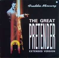 Cover Freddie Mercury - The Great Pretender