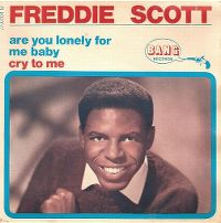 Cover Freddie Scott - Are You Lonely For Me