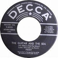 Cover Freddy - Die Gitarre und das Meer