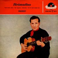 Cover Freddy - Heimatlos