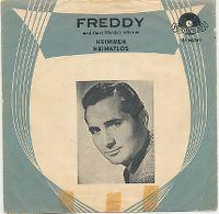Cover Freddy - Heimweh (Dort, wo die Blumen blüh'n)