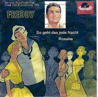 Cover Freddy - So geht das jede Nacht