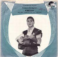 Cover Freddy - Unter fremden Sternen (Fährt ein weißes Schiff nach Hongkong)