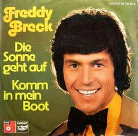 Cover Freddy Breck - Die Sonne geht auf