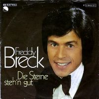 Cover Freddy Breck - Die Sterne steh'n gut